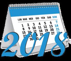 IFCS Calendario 2018